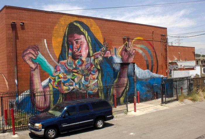 The religion guard the city of los angeles_2013_graffanima_ever_LA