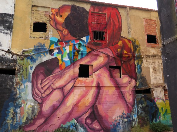 personal reflection of human uncertainties_la escocesa festival_barcelona_1_2014