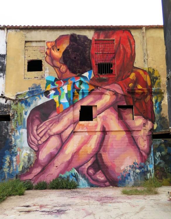 personal reflection of human uncertainties_la escocesa festival_barcelona_2_2014